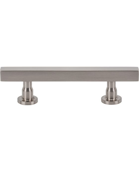 Dante Pull 3 Inch (c-c) Brushed Satin Nickel