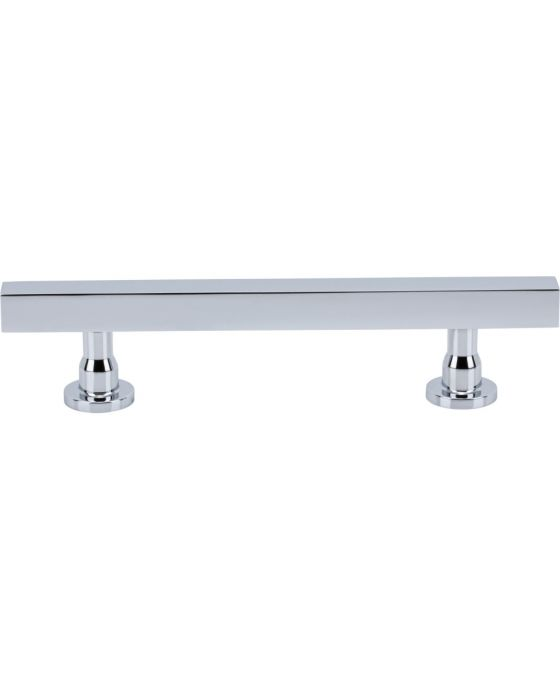 Dante Pull 3 3/4 Inch (c-c) Polished Chrome