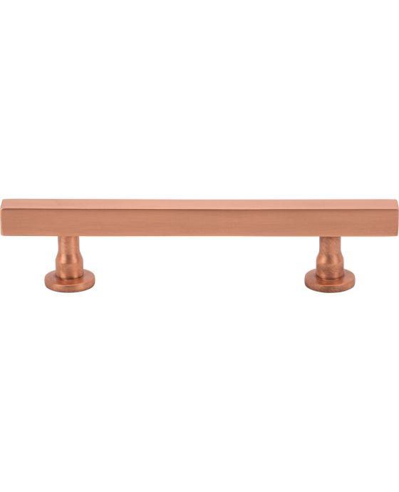Dante Pull 3 3/4 Inch (c-c) Satin Copper