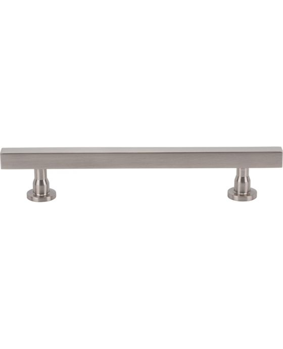 Dante Pull 5 1/16 Inch (c-c) Brushed Satin Nickel