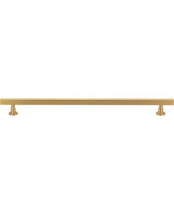 Dante Pull 12 Inch (c-c) Satin Brass