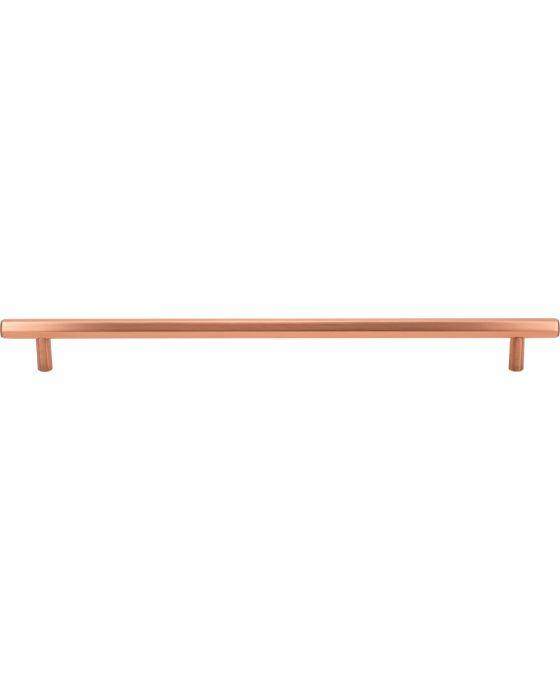 Insignia Pull 12 Inch (c-c) Satin Copper