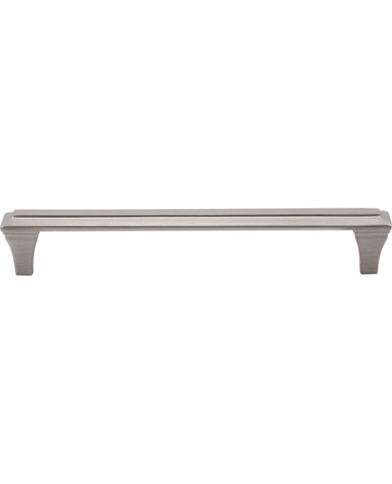 Alston Pull 6 5/16 Inch (c-c) Brushed Satin Nickel