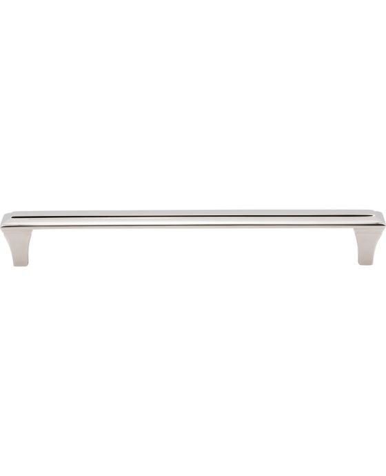 Alston Pull 7 9/16 Inch (c-c) Polished Nickel
