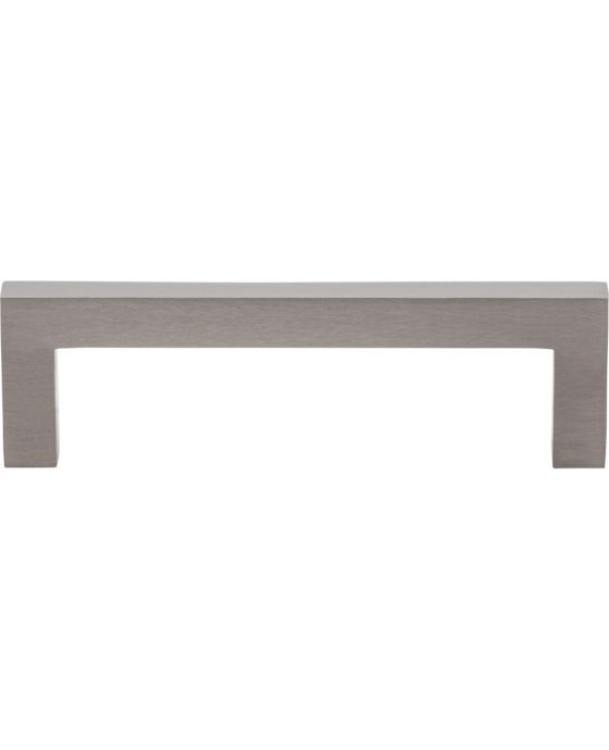 Simplicity Bar Pull 3 3/4 Inch (c-c) Brushed Satin Nickel