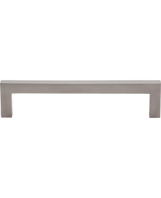 Simplicity Bar Pull 5 1/16 Inch (c-c) Brushed Satin Nickel
