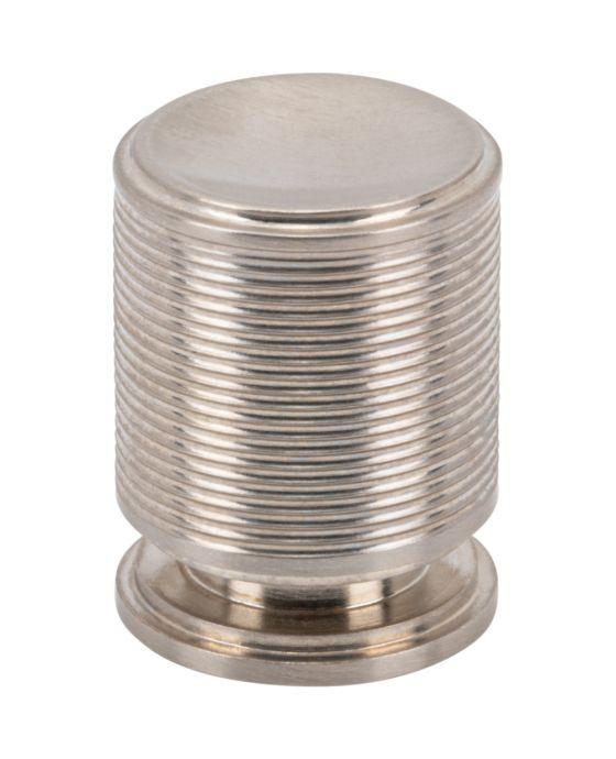 Vibe Knob 3/4 Inch Brushed Satin Nickel
