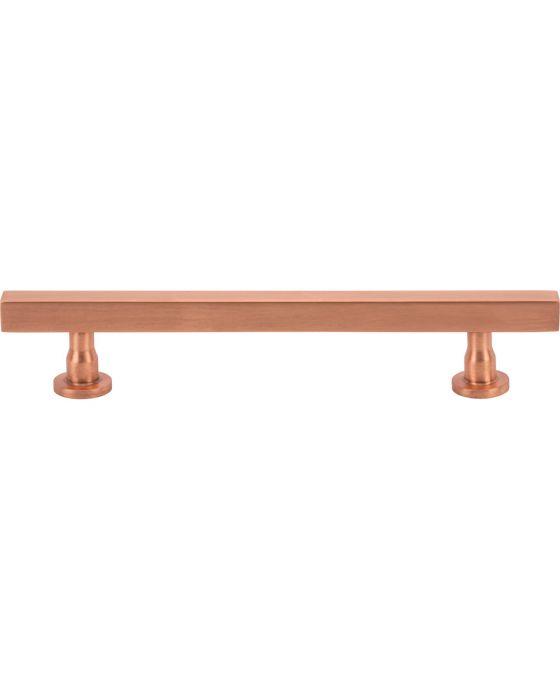 Dante Pull 5 1/16 Inch (c-c) Satin Copper