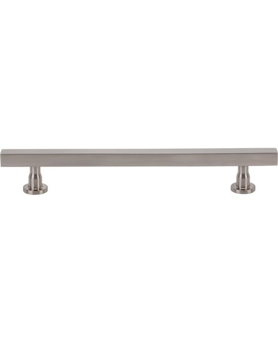 Dante Pull 6 5/16 Inch (c-c) Brushed Satin Nickel