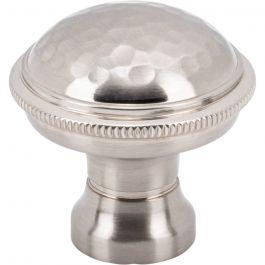 ArtWorth Knob 1 1/8 Inch Brushed Satin Nickel