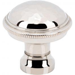 Artworth Knob 1 1/8 Inch Polished Nickel