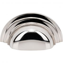 Purity Cup Pull 3 Inch (c-c) Polished Nickel