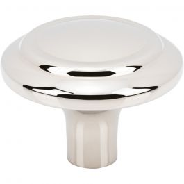 Cala Knob 1 5/8 Inch Polished Nickel