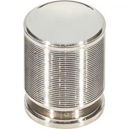 Vibe Knob 1 1/8 Inch Polished Nickel