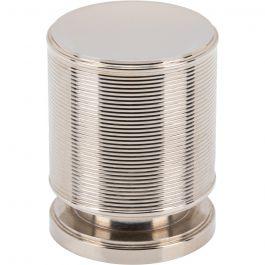 Vibe Knob 1 1/4 Inch Polished Nickel