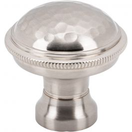 Artworth Knob 1 1/8 Inch Brushed Satin Nickel