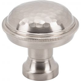 Artworth Knob 1 5/16 Inch Brushed Satin Nickel