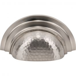 ArtWorth Cup Pull 3 Inch (c-c) Brushed Satin Nickel