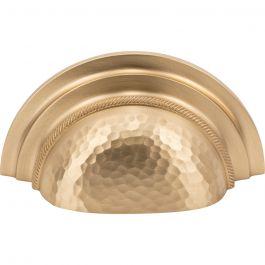 ArtWorth Cup Pull 3 Inch (c-c) Satin Brass