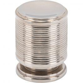 Vibe Knob 3/4 Inch Polished Nickel
