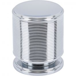 Vibe Knob 1 Inch Polished Chrome