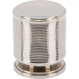 Vibe Knob 1 Inch Polished Nickel