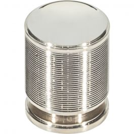 Vibe Knob 1 1/8 Inch Polished Nickel